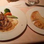 食評☆3 イタリア料理 Trattoria Regalo (トラットリア レガーロ)  お肉ランチ (ポークステーキ) 900円 | 久しぶりのイタリア料理はやはり上品だった